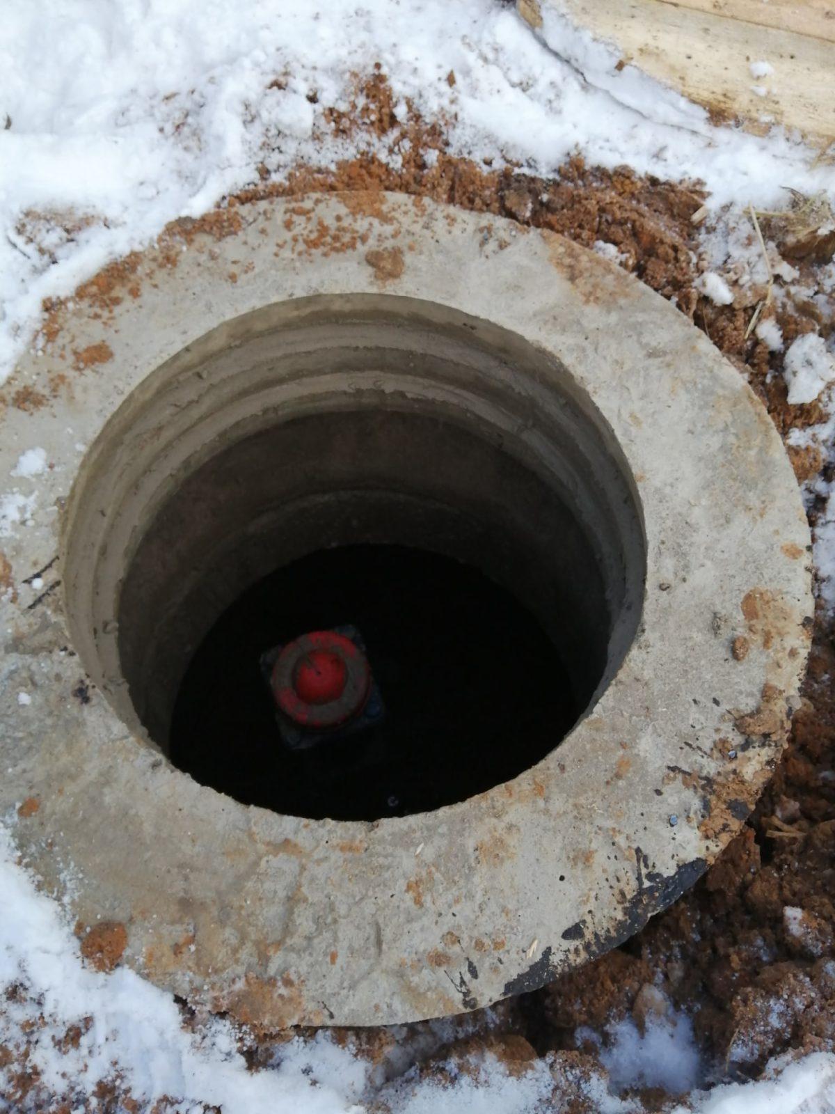 монтаж водоснабжения для школы